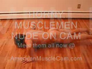 Hot Nude Muscle Man on Live Video Cam Chat Gay Cock Muscle | PopScreen