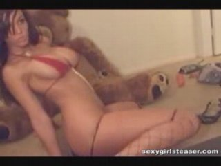 Sexy girl hot webcam strip sexygirlsteaser.com | PopScreen