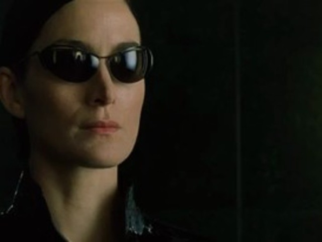 Kissing Persephone From The Matrix Reloaded (2003)