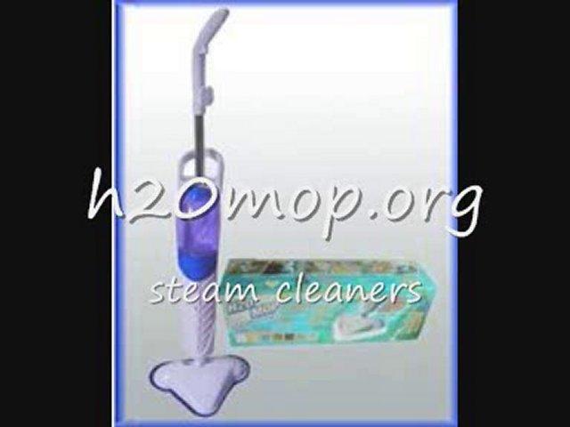 h20 steam mop instructions