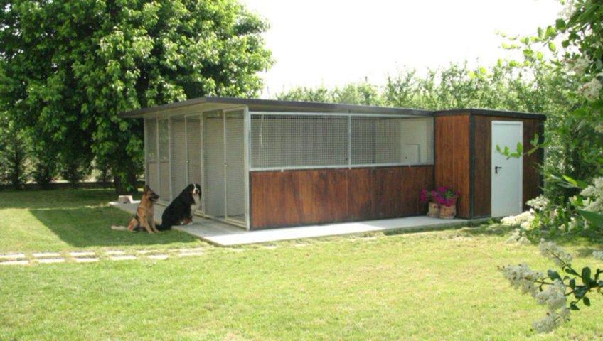 Box per cani da giardino popscreen - Giardino per cani ...