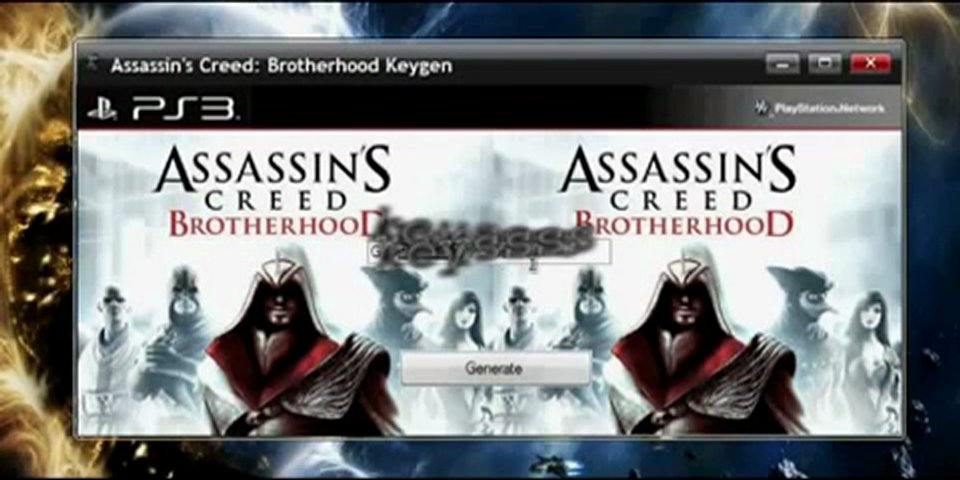 File Assassin's Creed - Brotherhood KeyGen by Razor1911. 2.52 MB in