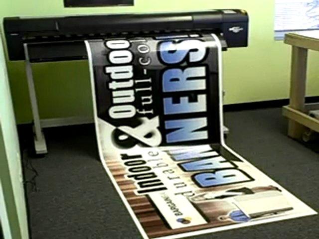 Vinyl Banner Printing Equipment Popscreen