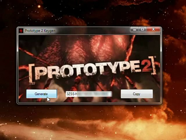 prototype 2 exe crack