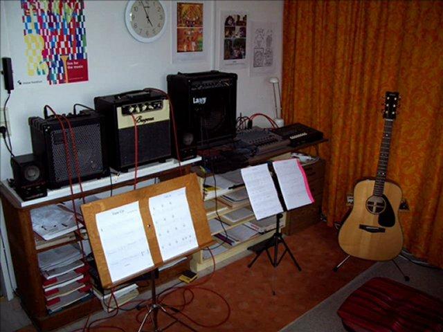 MusikStudio Buschhausen Slideshow