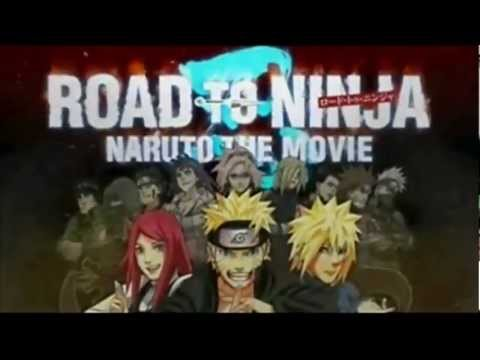 Naruto Shippuden Movie 6 Road To Ninja - Pelicula 6 El Camino Del Ninja | PopScreen