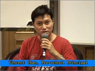 Premature Kid Brain-by Vincent Chan(KL) Principle of Childcare Center
