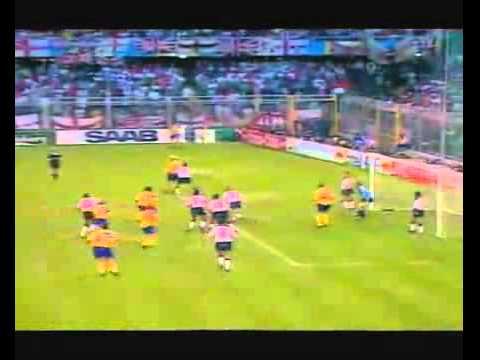Sweden England EURO 92.avi | PopScreen