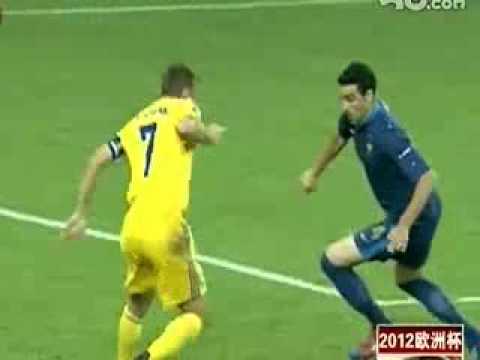 2012-06-16 Benzema y dos asistencias en Francia 2_0 gana Ucrania | PopScreen