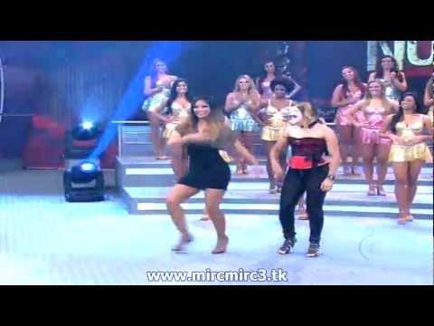 domingao do faustao carol gostosa nakamura 17 06 2012 mircmirc | PopScreen