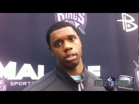 2012 NBA Draft: Terrence Jones in Sacramento | PopScreen