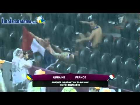 Украина-Франция-Гроза и ливень 2012/Ukraine-France-2012-Thunderstorm | PopScreen