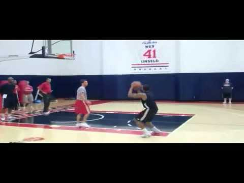 TruthAboutIt.net: Bradley Beal Shooting Workout With Washington Wizards - June 14, 2012 | PopScreen