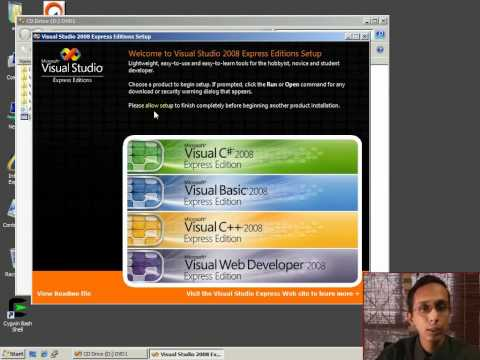01 ASP NetCS IntroToDotNet InstallVideo | PopScreen