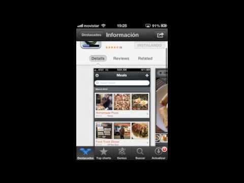 App Store en iOS 6 Beta | PopScreen