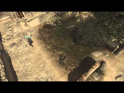MW3 - 1v1 Faceoff Trolling Setting Trap 1 | PopScreen