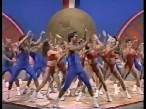 exlovers - This Love Will Lead You On VS. 1988 National Aerobics Championships | PopScreen