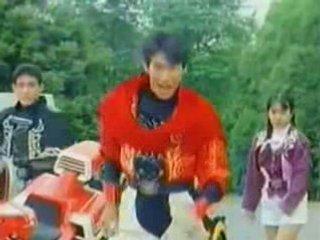 Zyuranger episode 23 : Hairclipper series 5000 haartrimmer