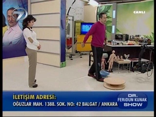 11 Ocak 2012 Dr. Feridun KUNAK Show Kanal7 1/2 | PopScreen