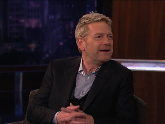 Jimmy Kimmel Live _ Kenneth Branagh, Part 1 | PopScreen
