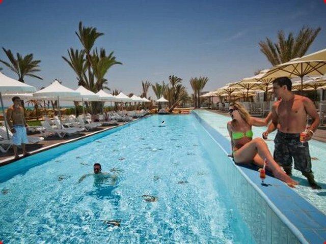 ClubHotel Riu Palm Azur Seguia Strand Aghir Tunesien Insel Djerba1 | PopScreen