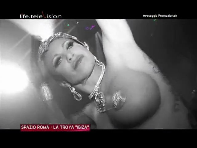 Life Television @ Spazio Roma, La Troya Assassina from Ibiza | PopScreen