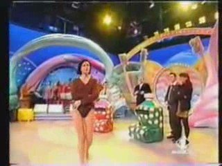 strip on Italian TV Game show | PopScreen