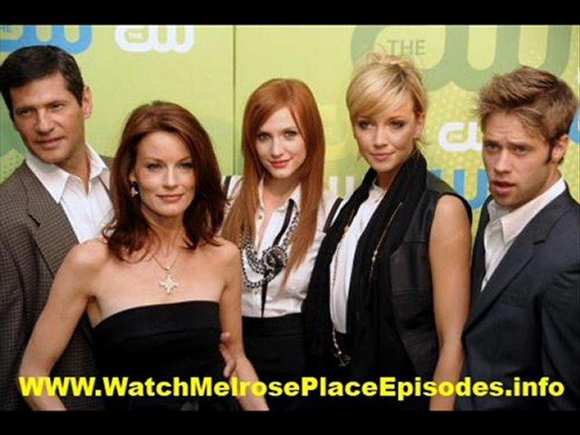 Melrose Place Season 2 Watch Melrose Place Season 1