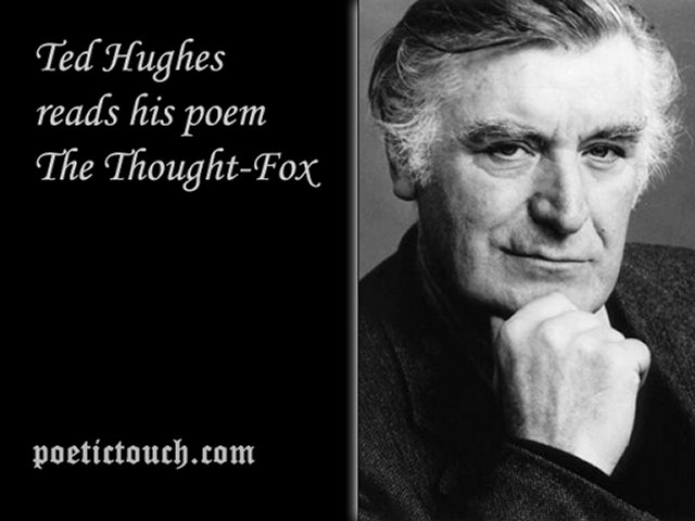 the importance of the poems in the shot by ted hughes The shot explores the ideas of sylvia plath and ted hughes intimate relationship and the cause of plath's tragic death the poem looks from ted's perspective of the.