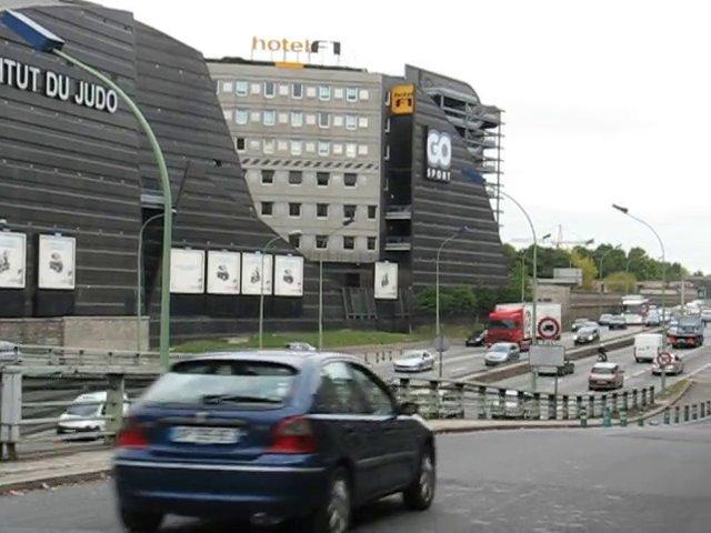 Paris p riph rique porte de ch tillon popscreen - Institut national du judo porte de chatillon ...