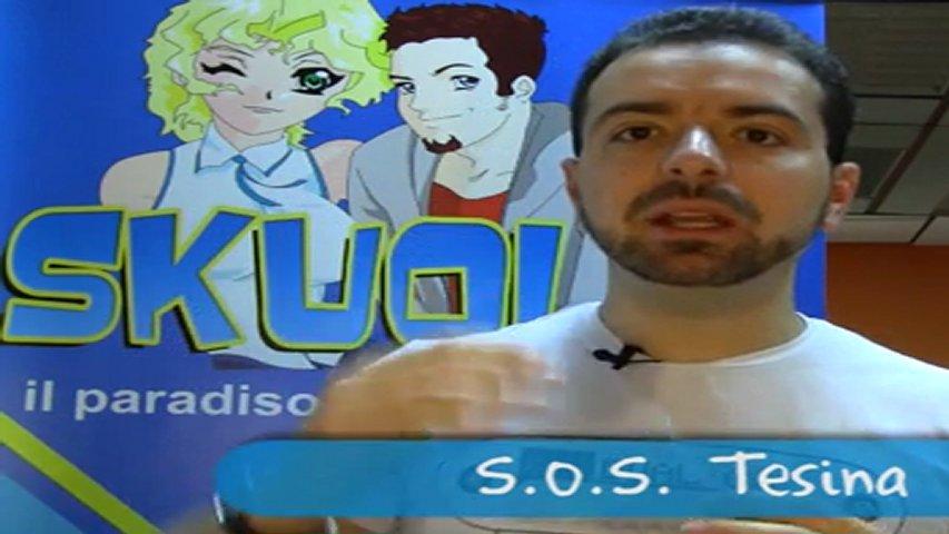 S.O.S. Tesina | PopScreen