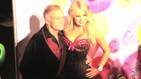 Hugh Hefner's New