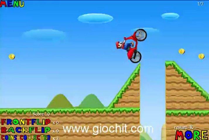 Super Mario Flash 3 - Giochi Gratis Online - Giochit.com | PopScreen