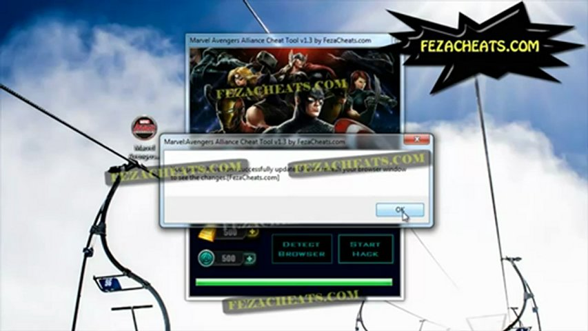 Marvel Avengers Alliance hack : FREE Download May 2012 Update | PopScreen