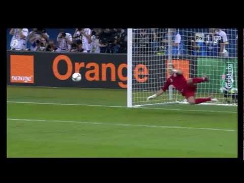 Euro2012 Il Cucchiaio di Andrea Pirlo | Spoon Penalty | PopScreen