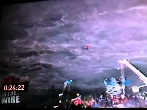 High wire over Niagara Falls   PopScreen