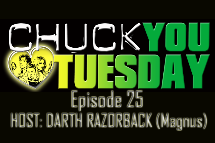 Chuck You Tuesday - Episode 25 (ADULTS ONLY) | PopScreen