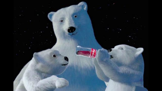 Alumni Work: Coke Polar Bears Super Bowl Case Study Video | PopScreen