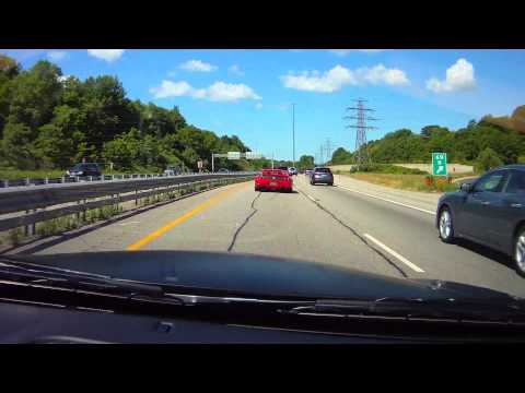 2012 Ferrarichat GTA Exotic Car Drive - June 23 | PopScreen