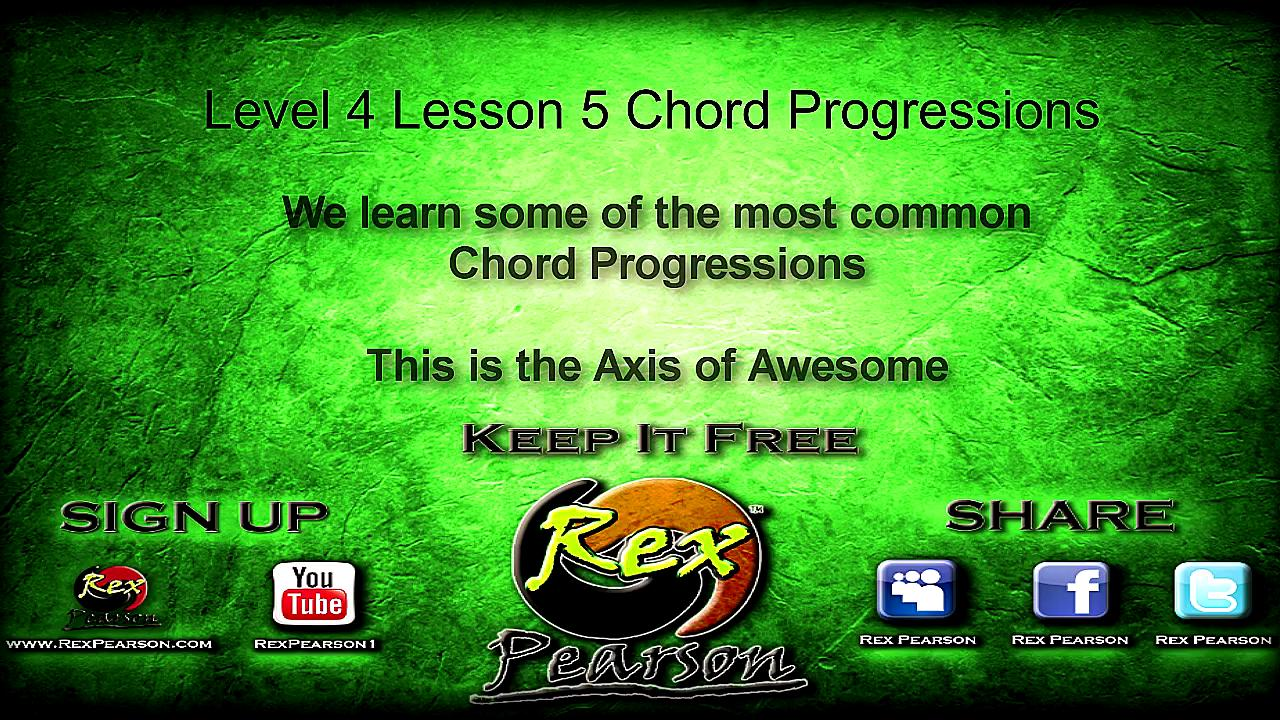 Axis Of Awesome – 4 Four Chord Song (With Song Titles ...