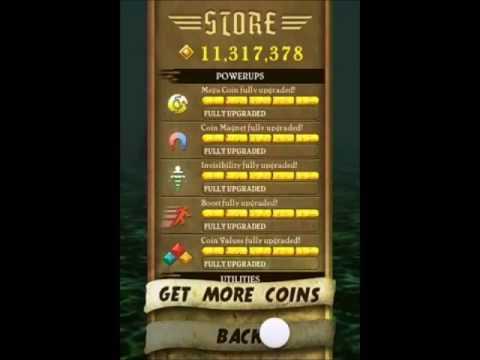 Temple Run Cheats for iPhone & iPad and android | Money Hack 3000000