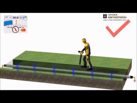 Multi-frekvens kabelsøger fra VIVAX-MetroTech | PopScreen