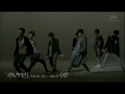 EXO-K - Angel (Into Your World) [Extended Edited Mix] M/V   PopScreen