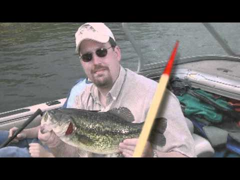 Largemouth bass on top water lures post spawn in spring of for Largemouth bass fishing lures