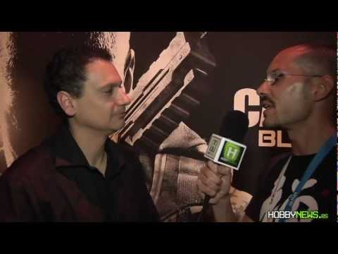 E3 2012 - Call of Duty Black Ops II (HD) Entrevista en HobbyNews.es | PopScreen
