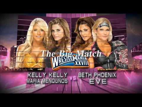 The story of Eve Torres, Kelly Kelly, John Cena & Zack Ryder