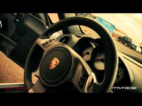 MyRide - Porsche Cayman com rodas aro 20 | PopScreen