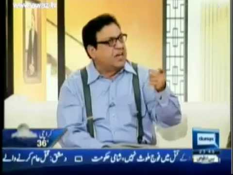 Dunya News - Hasb-e-Haal - 27th May 2012