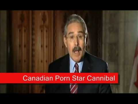 Canadian Gay Porn Star Cannibal (UPDATED)
