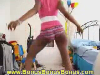 Dat Girl Can Move Hot Sexy Blonde Strips Pantys Bra Thong Na | PopScreen